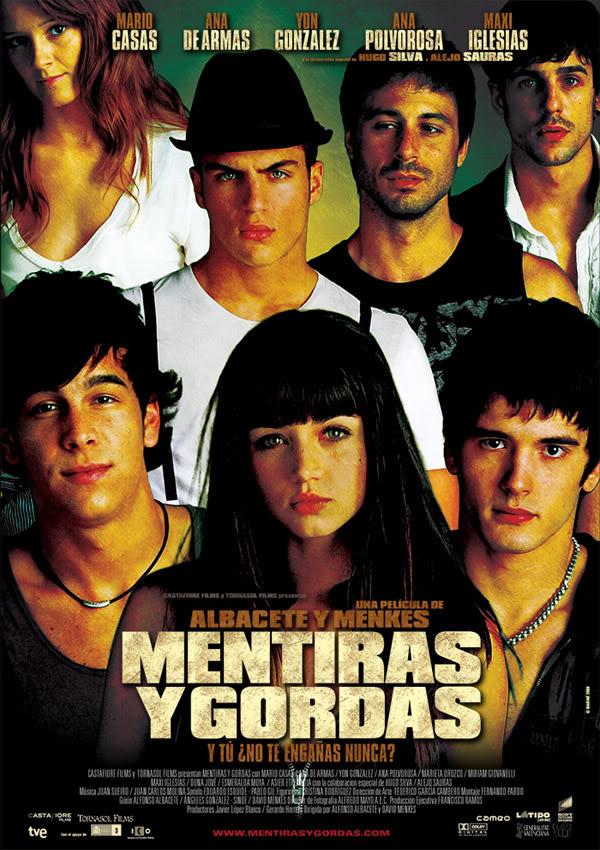 Mentiras y gordas (España, 2009) a.k.a Sex, Parties and Lies  MentirasYGordas2009
