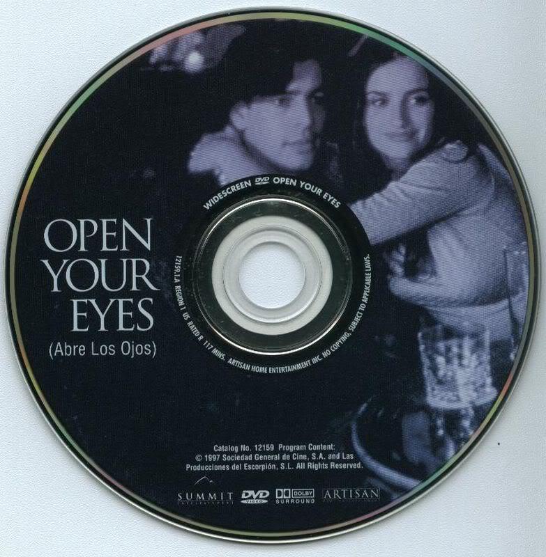 Penélope Cruz filmography OpenYourEyes-DVDsticker