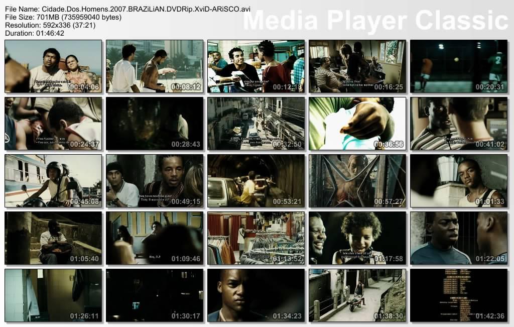 Cidade Dos Homens (2007) City of Men Thumbs-CityofMen2007