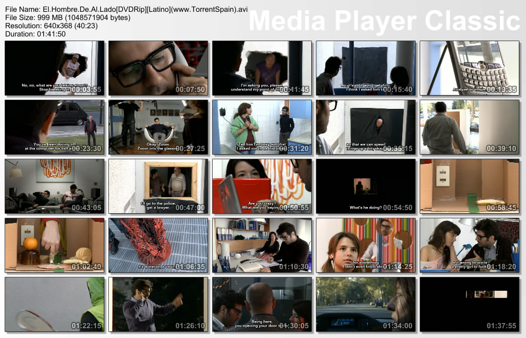 El Hombre De Al Lado (2009) nominated for the 2010 Goya Award  Thumbs-HombreLado