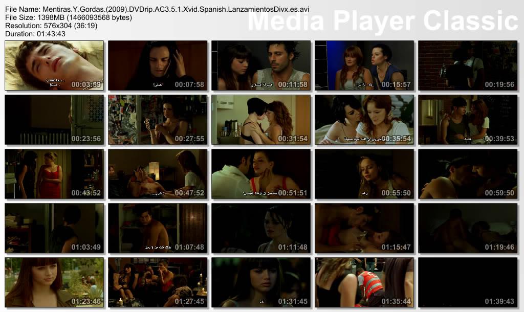 Mentiras y gordas (España, 2009) a.k.a Sex, Parties and Lies  Thumbs-MentirasYGordas