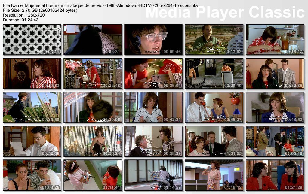 Mujeres al borde de un ataque de nervios (1988) Almodovar Thumbs-MujeresNervios