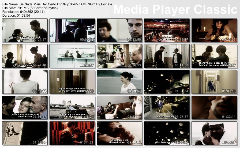 Se Nada Mais Der Certo (Brasil, 2008-9) a.k.a If Nothing Works Out Thumbs-SeNadaMaisDerCerto