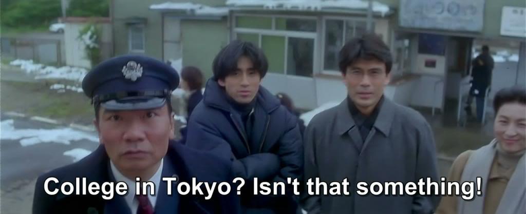 Shigatsu Monogatari (1998) a.k.a April Story AprilStory01