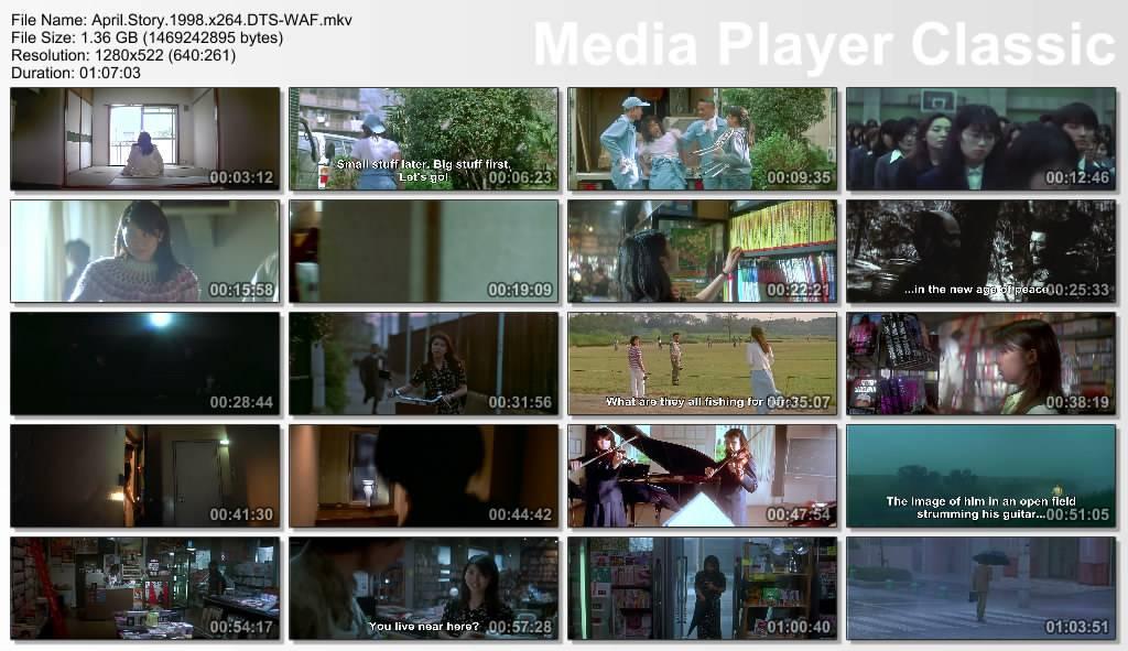 Shigatsu Monogatari (1998) a.k.a April Story Thumbs-AprilStory
