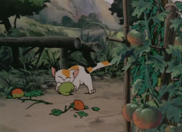Sero hiki no Gôshu (1982) Isao Takahata Goshu01