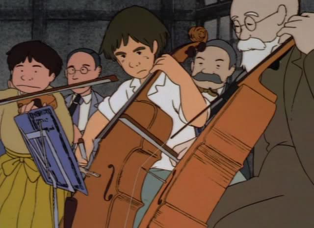 Sero hiki no Gôshu (1982) Isao Takahata Goshu03