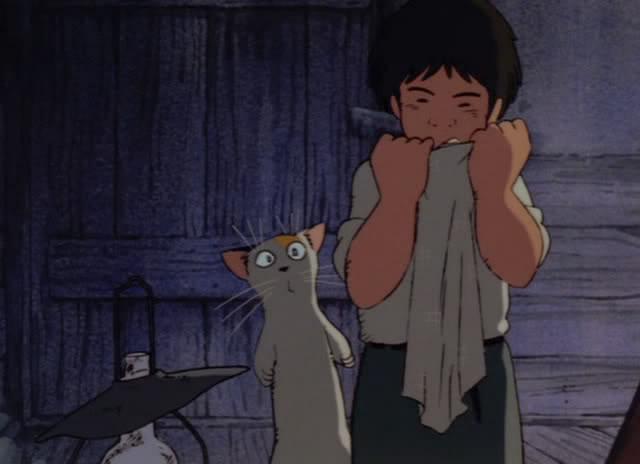Sero hiki no Gôshu (1982) Isao Takahata Goshu04