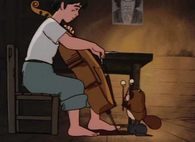 Sero hiki no Gôshu (1982) Isao Takahata Goshu06