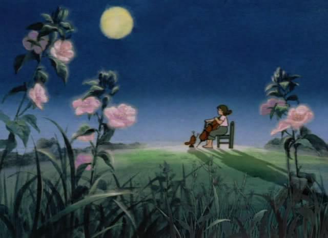 Sero hiki no Gôshu (1982) Isao Takahata Goshu07