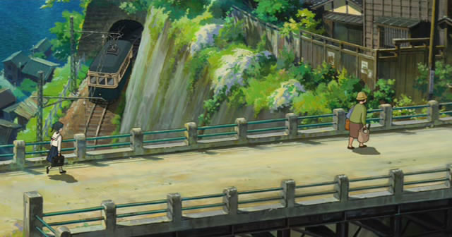 From Up On Poppy Hill (2011) Ghibli Studio Kokuriko02