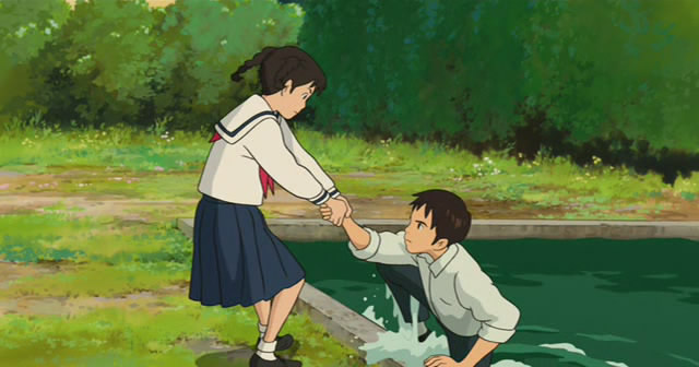From Up On Poppy Hill (2011) Ghibli Studio Kokuriko07