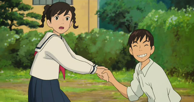 From Up On Poppy Hill (2011) Ghibli Studio Kokuriko09