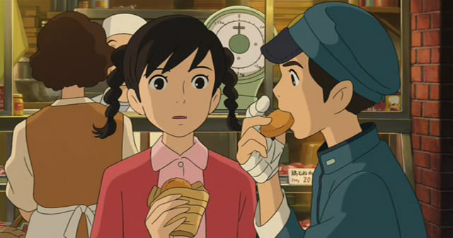 From Up On Poppy Hill (2011) Ghibli Studio Kokuriko10