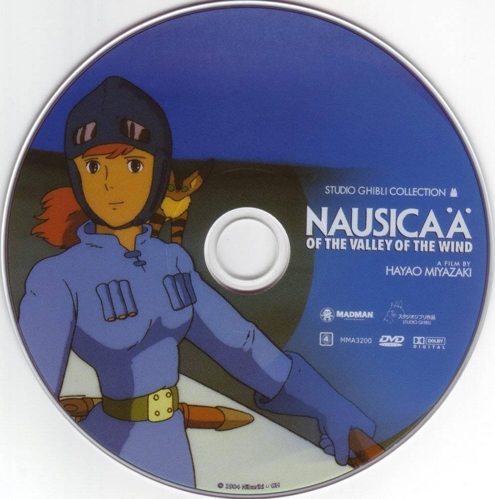 18 [isoHunt] Studio Ghibli Collection [jap-eng audio] eng-sub [Mkv] Nausicaa-DVDinlay