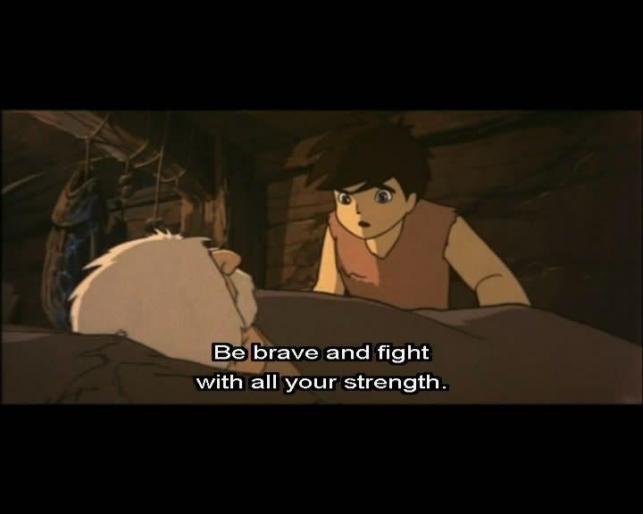 Little Norse Prince 1968 (PreStudio Ghibli) Japanese audio,English subs NorsePrince03