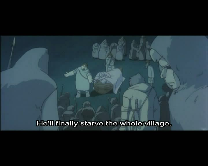 Little Norse Prince 1968 (PreStudio Ghibli) Japanese audio,English subs NorsePrince04