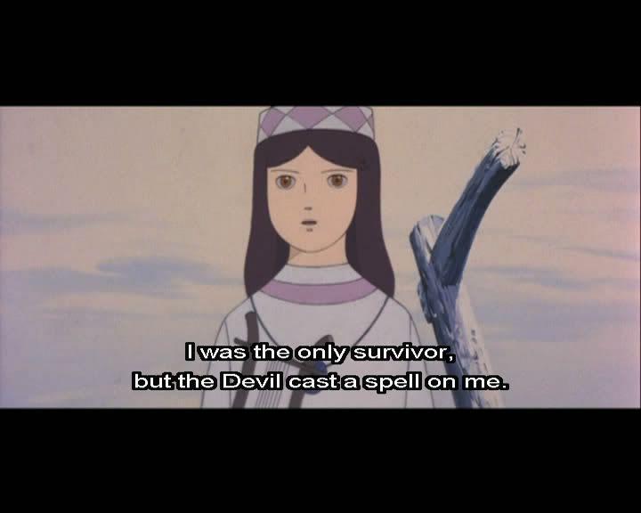 Little Norse Prince 1968 (PreStudio Ghibli) Japanese audio,English subs NorsePrince05