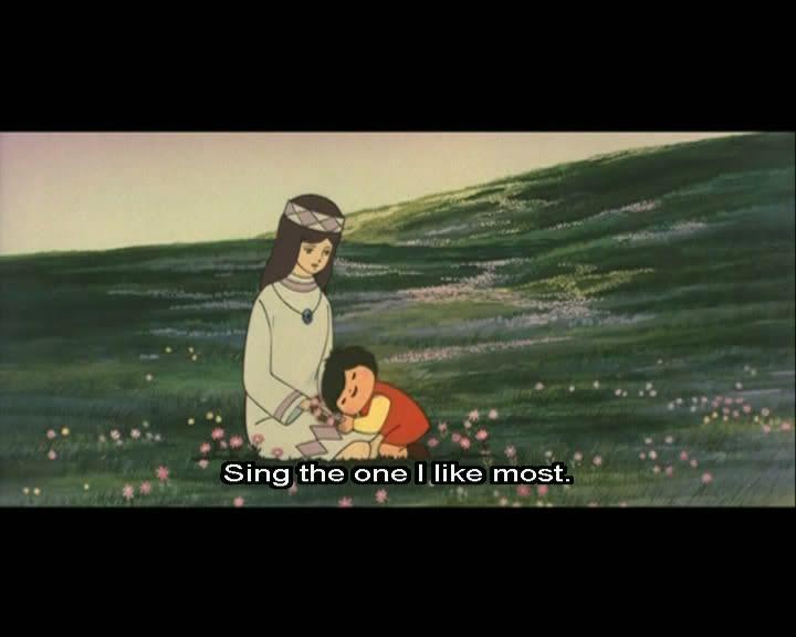 Little Norse Prince 1968 (PreStudio Ghibli) Japanese audio,English subs NorsePrince07