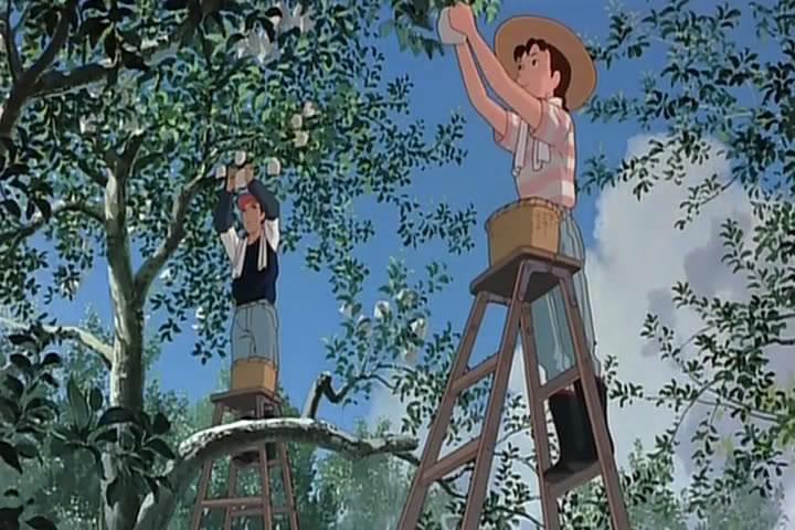 18 [isoHunt] Studio Ghibli Collection [jap-eng audio] eng-sub [Mkv] Omohide13