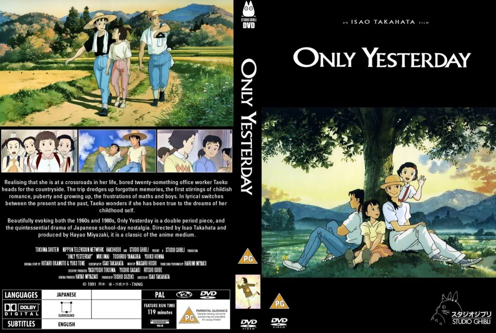 18 [isoHunt] Studio Ghibli Collection [jap-eng audio] eng-sub [Mkv] Only_Yesterday