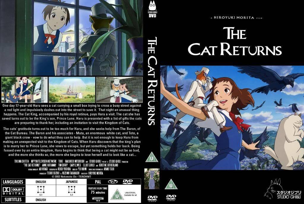 18 [isoHunt] Studio Ghibli Collection [jap-eng audio] eng-sub [Mkv] The_Cat_ReturnsUK-DVDcover