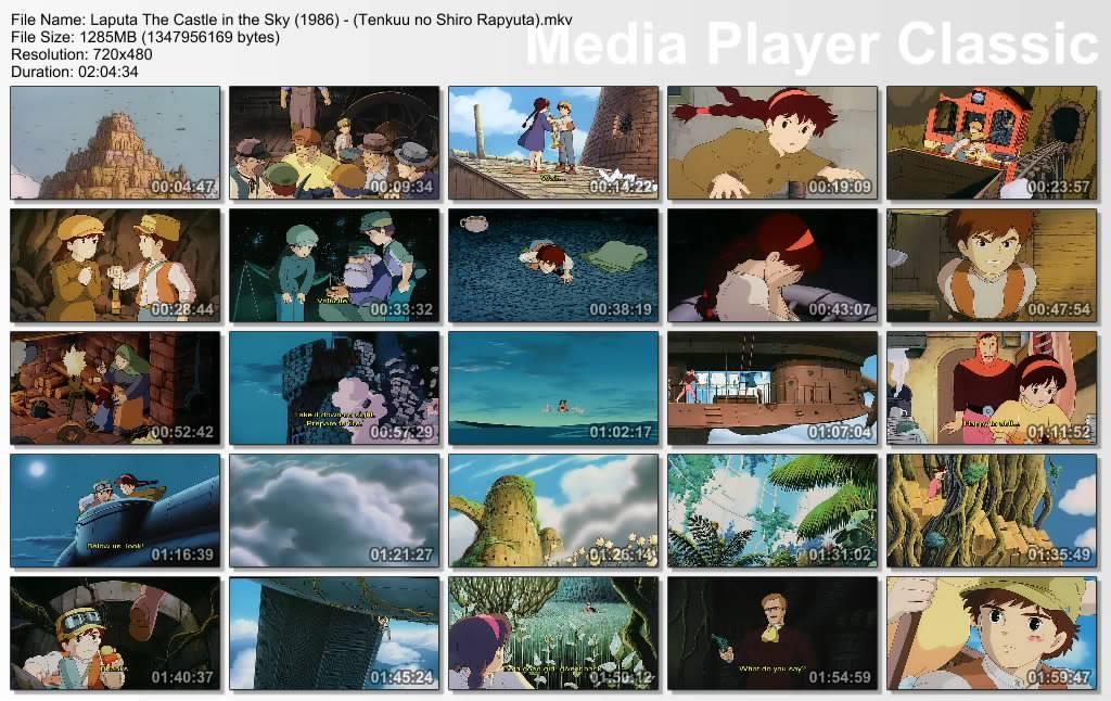 18 [isoHunt] Studio Ghibli Collection [jap-eng audio] eng-sub [Mkv] Thumbs-LaputaInTheSky