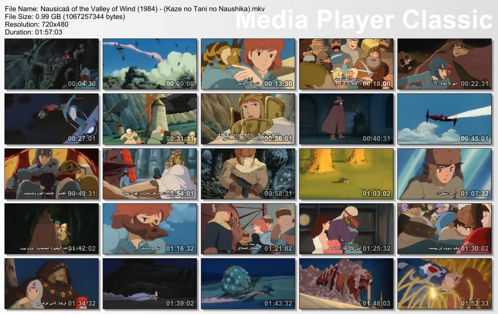 18 [isoHunt] Studio Ghibli Collection [jap-eng audio] eng-sub [Mkv] Thumbs-Naushika