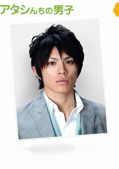 Atashinchi no Danshi (2009) Japanese Drama 04-Masaru