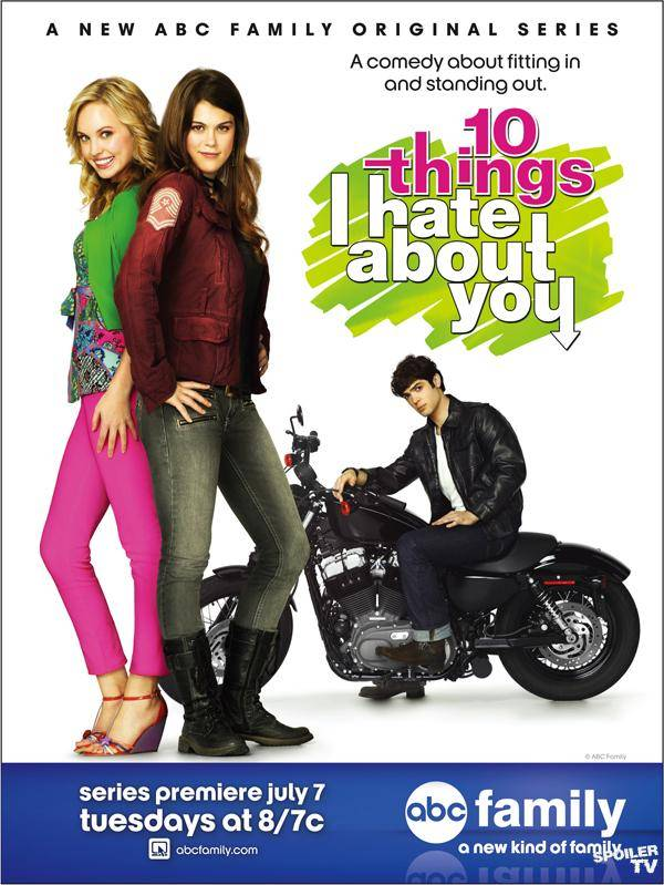 Ten Things I Hate About You - Season 01 10thingsihate