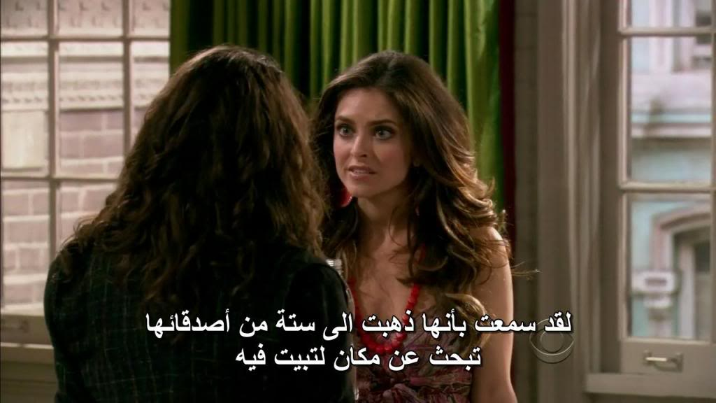 Two Broke Girls (Season 01) HDTV 720p + Arabic Subtitles 2BGlsS01E01-17