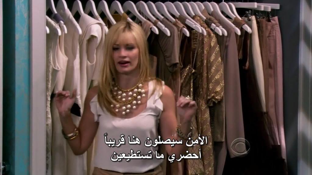 Two Broke Girls (Season 01) HDTV 720p + Arabic Subtitles 2BGlsS01E01-36