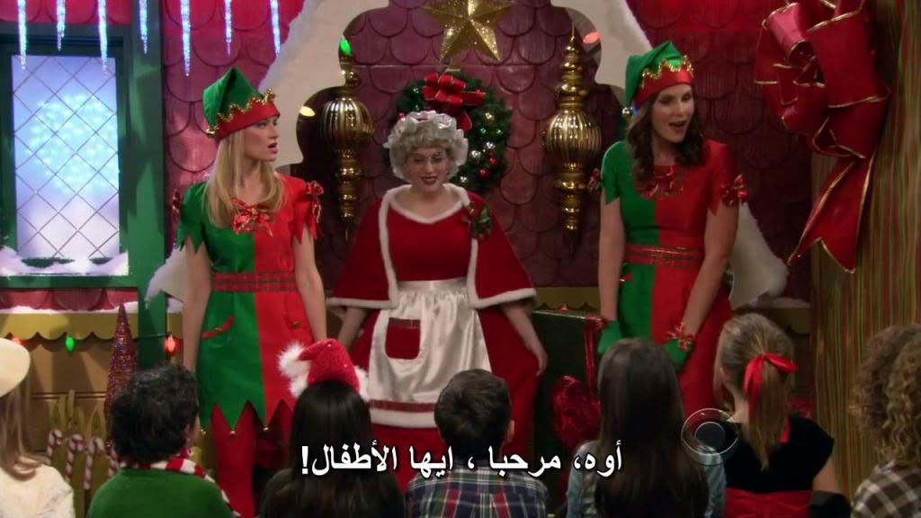 Two Broke Girls (Season 01) HDTV 720p + Arabic Subtitles 2BGlsS01E10-01