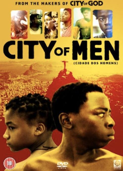 Cidade dos Homens (2002-2005) TVSeries - Full 4 Seasons - Brazil CidadeDosHomens-TVSeries