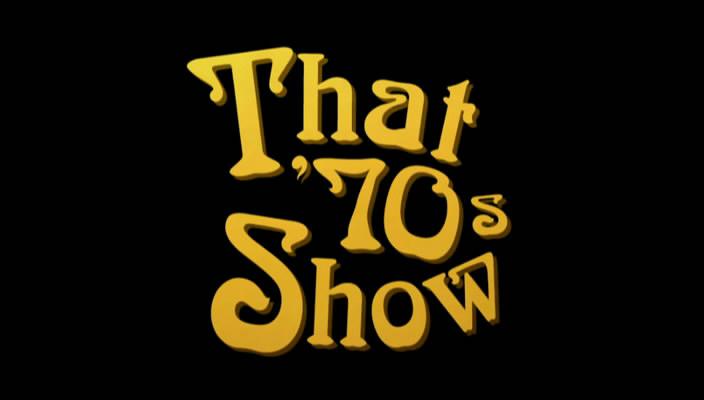 That 70s Show  (Full 8 Seasons) Hilarious Logo-70sShow