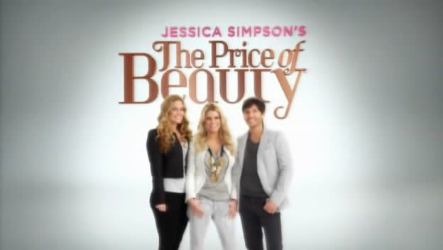 VH1 - Jessica Simpson, The Price of Beauty Logo