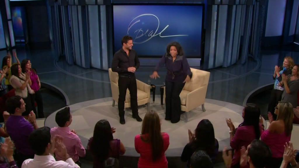Oprah - Ricky Martin Coming Out Ricky02