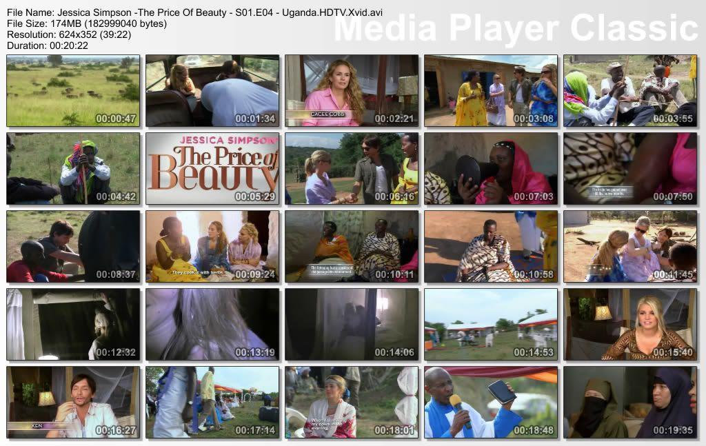 VH1 - Jessica Simpson, The Price of Beauty S1-Epi4-Uganda