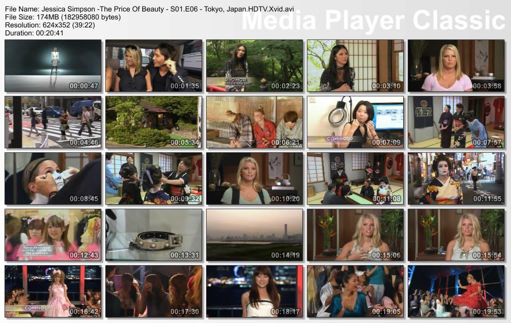 VH1 - Jessica Simpson, The Price of Beauty S1-Epi6-Japan