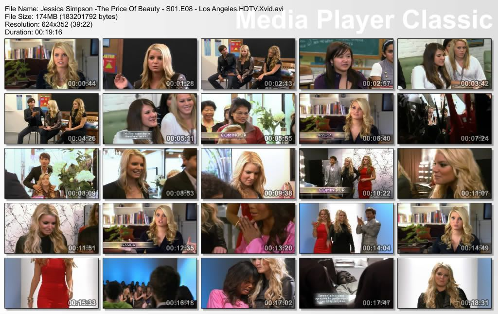 VH1 - Jessica Simpson, The Price of Beauty S1-Epi8-LA