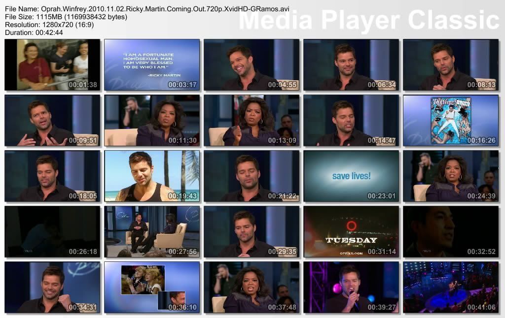 Oprah - Ricky Martin Coming Out Thumbs-20110319