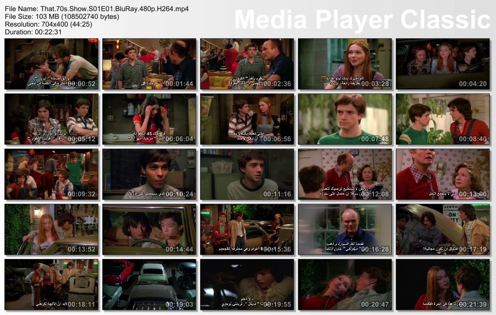 That 70s Show  (Full 8 Seasons) Hilarious Thumbs-70sShowS01E01