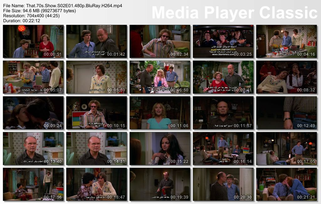 That 70s Show  (Full 8 Seasons) Hilarious Thumbs-70sShowS02E01