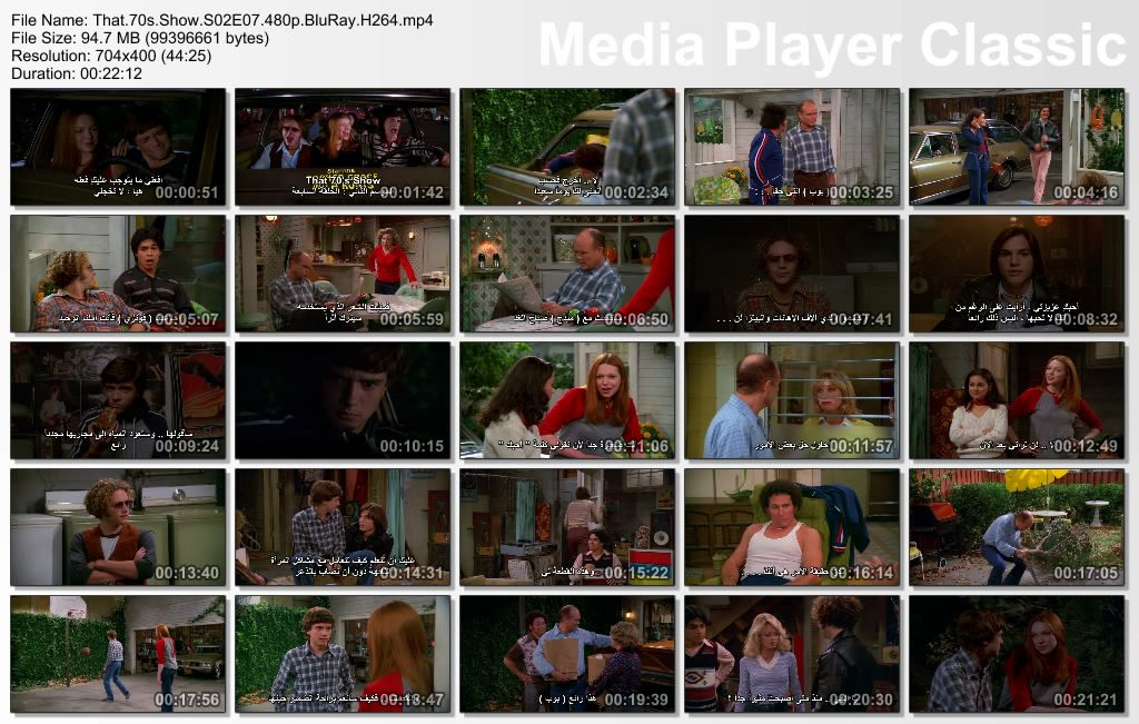 That 70s Show  (Full 8 Seasons) Hilarious Thumbs-70sShowS02E07