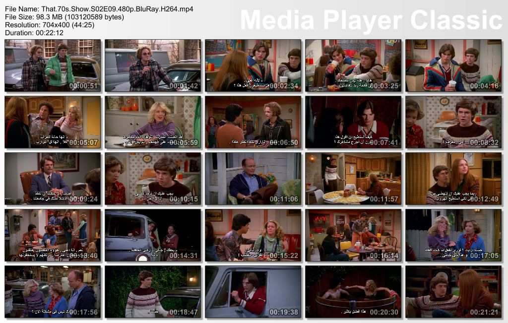 That 70s Show  (Full 8 Seasons) Hilarious Thumbs-70sShowS02E09