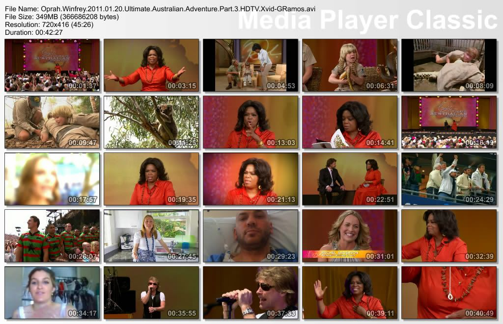 Oprah's Ultimate Australian Adventure  Thumbs-Aus-epi3