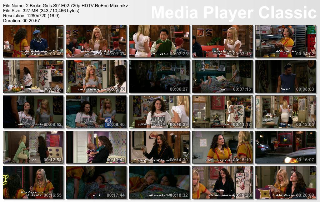 Two Broke Girls (Season 01) HDTV 720p + Arabic Subtitles Thumbs-BrokeGirlsS01E02