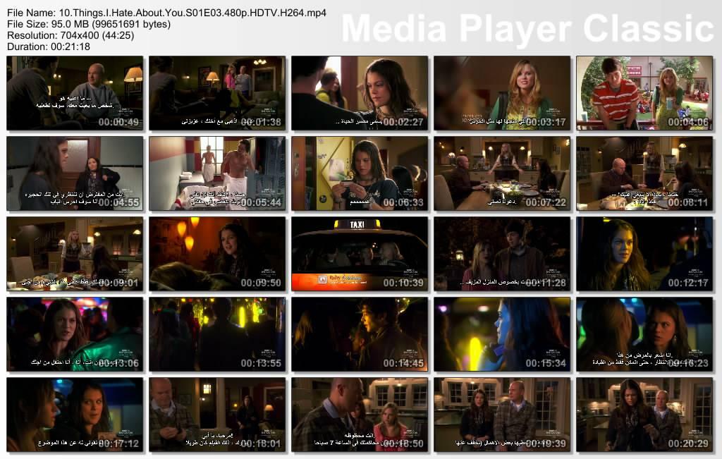 Ten Things I Hate About You - Season 01 Thumbs-S01E03-480p