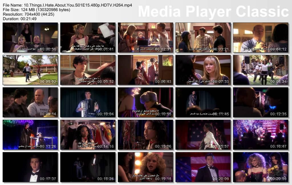 Ten Things I Hate About You - Season 01 Thumbs-S01E15-480p