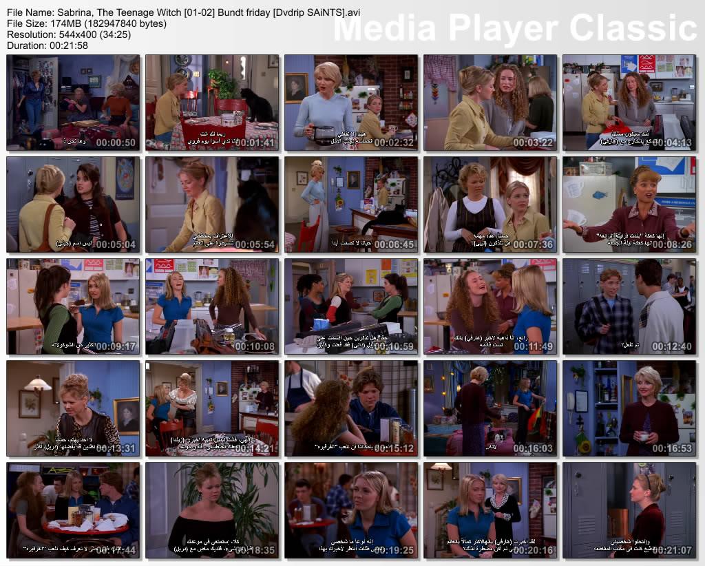 Sabrina, The Teenage Witch (full 7 Seasonz) Thumbz Up Thumbs-Sabrina-s01-epi02